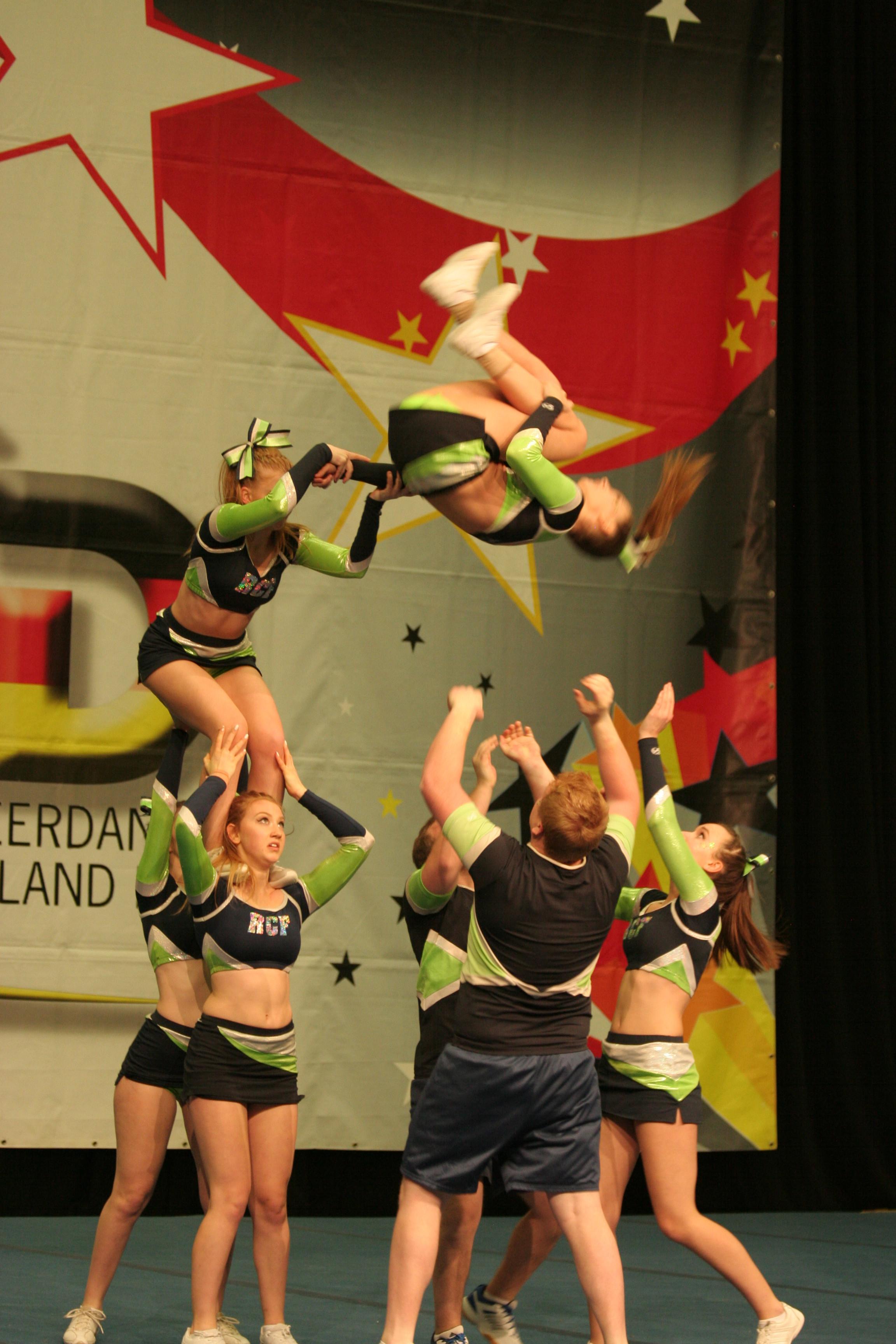 Cheerleading-Regionalmeisterschaft-Süd-2017